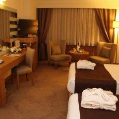 Surmeli Ankara Hotel 5* Стандартный номер разные типы кроватей фото 13
