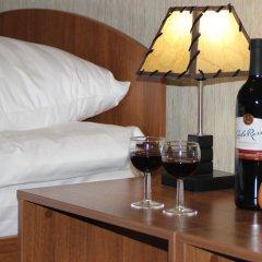 Гостиница Авеню Улучшенный номер с разными типами кроватей фото 4