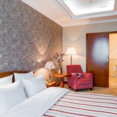 Гостиница Авалон 3* Люкс с двуспальной кроватью фото 6
