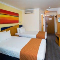 Отель Holiday Inn Express Glasgow City Centre Riverside 3* Стандартный номер с 2 отдельными кроватями фото 2