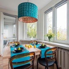 Апартаменты P&O Apartments Zamoyskiego в номере фото 2