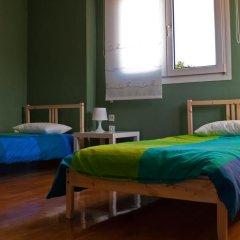 Отель Pension Arkano Etxea Стандартный номер с двуспальной кроватью (общая ванная комната) фото 2