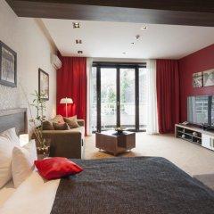 Belgrade Boutique Hotel 4* Стандартный номер с различными типами кроватей фото 8