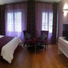 Отель Hôtel Paris Gambetta 3* Улучшенная студия с различными типами кроватей фото 9