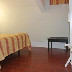Отель Residencial Lunar 3* Номер категории Эконом с различными типами кроватей фото 8