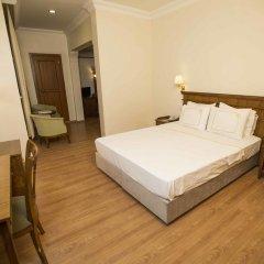 Hotel Golden Crown 3* Стандартный номер с двуспальной кроватью фото 15