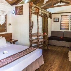 Отель Robinson Crusoe Island Фиджи, Вити-Леву - отзывы, цены и фото номеров - забронировать отель Robinson Crusoe Island онлайн комната для гостей фото 4