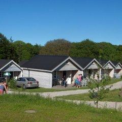 Отель Skovlund Camping & Cottages Коттедж фото 4