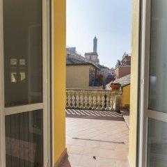 Отель Residence Vita Studios & Apartments Италия, Болонья - отзывы, цены и фото номеров - забронировать отель Residence Vita Studios & Apartments онлайн балкон