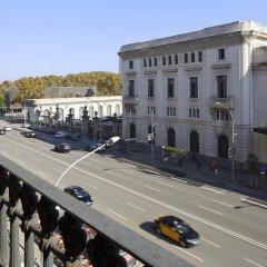 Отель Pension Ciudadela Барселона