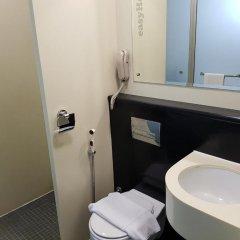 Отель easyHotel Dubai Jebel Ali Стандартный номер с различными типами кроватей фото 5