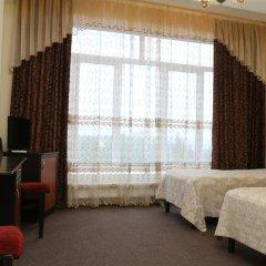 Гостиница Кавказ Стандартный номер разные типы кроватей