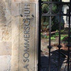 Отель Villa Sommerschuh Германия, Дрезден - отзывы, цены и фото номеров - забронировать отель Villa Sommerschuh онлайн фото 10