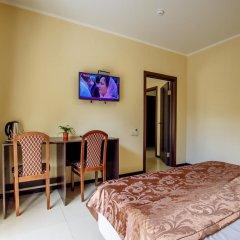 Гостиница Guest House Golden Kids Номер Делюкс с различными типами кроватей фото 6