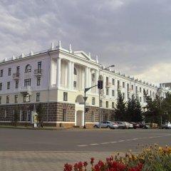 Гранд Парк Есиль Отель парковка