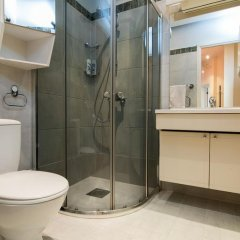 Отель Oliva Apartments Эстония, Таллин - отзывы, цены и фото номеров - забронировать отель Oliva Apartments онлайн ванная фото 2
