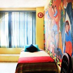Отель CasaMy Hostal CasaZalaoui Кровать в мужском общем номере фото 3