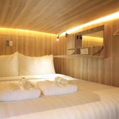 Lulu Hotel 3* Кровать в общем номере фото 10