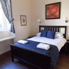Отель The Victorian House 2* Номер категории Эконом с 2 отдельными кроватями (общая ванная комната)