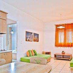 Отель Villa Mare Monte ApartHotel 3* Семейные апартаменты с 2 отдельными кроватями фото 6