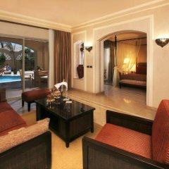 Отель Jaz Makadi Star & Spa 5* Президентский люкс с различными типами кроватей фото 3