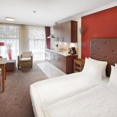 Апартаменты Nova Apartments Студия с различными типами кроватей