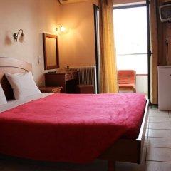 Отель Athinaiko 2* Стандартный номер с двуспальной кроватью фото 13