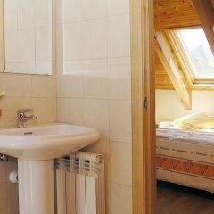 Отель Aparthotel Nou Vielha Испания, Вьельа Э Михаран - отзывы, цены и фото номеров - забронировать отель Aparthotel Nou Vielha онлайн ванная фото 2