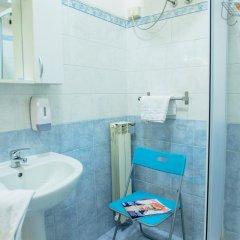 Отель Gialel B&B Италия, Рим - 1 отзыв об отеле, цены и фото номеров - забронировать отель Gialel B&B онлайн ванная фото 2