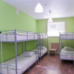 Отель Жилые помещения Кукуруза Кровать в мужском общем номере фото 13