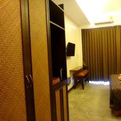 Отель Lanta For Rest Boutique 3* Номер Делюкс с двуспальной кроватью фото 3