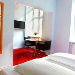 Hotel Nora Copenhagen 3* Улучшенный номер фото 3