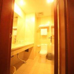 GreenTree Inn Jiangxi Jiujiang Shili Avenue Business Hotel 2* Номер Бизнес с различными типами кроватей фото 4