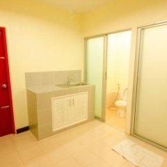 Отель Panpen Bungalow Phuket ванная