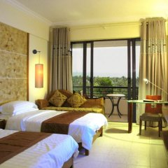 Отель Palm Beach Resort&Spa Sanya 3* Стандартный номер с различными типами кроватей фото 6
