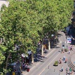 Апартаменты Rent4Days Ramblas Apartments Барселона парковка