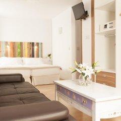 Отель Casa de la Catedral 2* Стандартный номер с различными типами кроватей фото 11