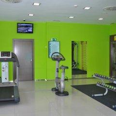 Отель Abba Huesca Уэска фитнесс-зал фото 4