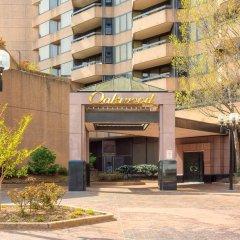Отель Oakwood Crystal City вид на фасад фото 2