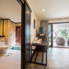 Отель Andaman White Beach Resort 4* Номер Делюкс с различными типами кроватей фото 13