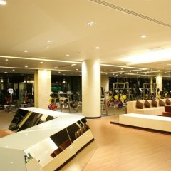 The Zign Hotel Premium Villa фитнесс-зал фото 2