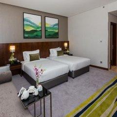 Отель Flora Al Barsha Mall of the Emirates 4* Стандартный номер с различными типами кроватей фото 4