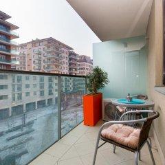 Апартаменты Sun Resort Apartments Студия с различными типами кроватей фото 5