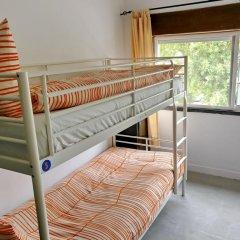 Lisbon Cosy Hostel Кровать в общем номере с двухъярусной кроватью фото 9