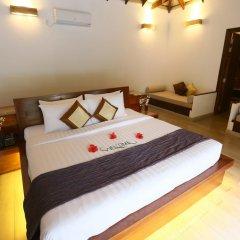 Отель Kihaad Maldives 5* Вилла с различными типами кроватей фото 9