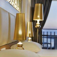 Отель Justiniano Deluxe Resort – All Inclusive Окурджалар в номере фото 2