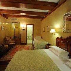 Hotel Bisanzio 4* Стандартный номер с различными типами кроватей фото 3