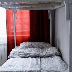 Хостел Европа Кровать в общем номере с двухъярусной кроватью фото 17