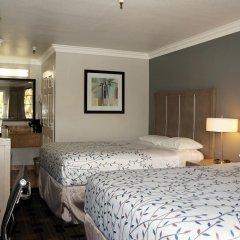 Отель Americas Best Value Inn - Milpitas 2* Стандартный номер с различными типами кроватей фото 5