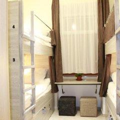 CIello Hostel Кровать в общем номере двухъярусные кровати фото 3